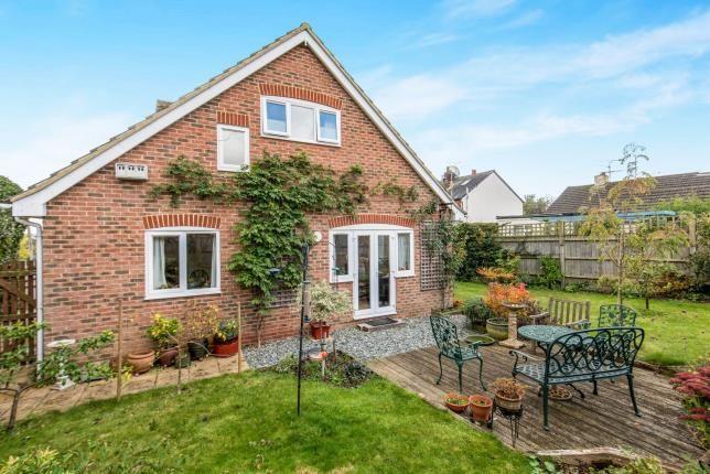 Thumbnail Detached house for sale in Farnham, Surrey, Farnham