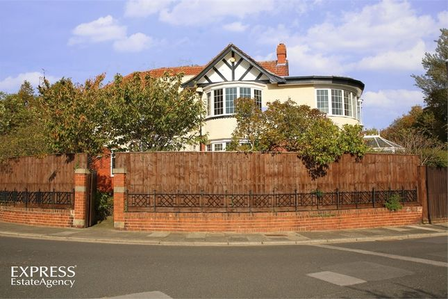 Thumbnail Detached house for sale in Cresswell Road, Hartlepool, Durham