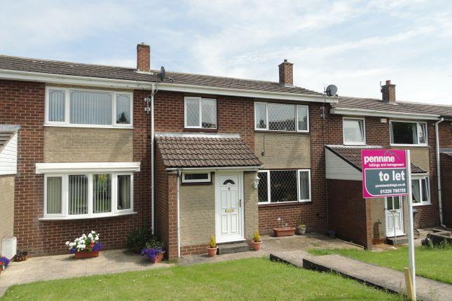 3 bed terraced house to rent in Chapel Field Walk, Penistone, Sheffield