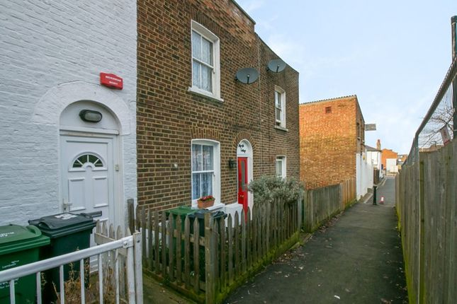 Thumbnail Terraced house for sale in Curnick's Lane, London, London