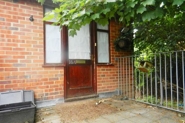 Thumbnail Flat to rent in Ninfield Road, Bexhill-On-Sea