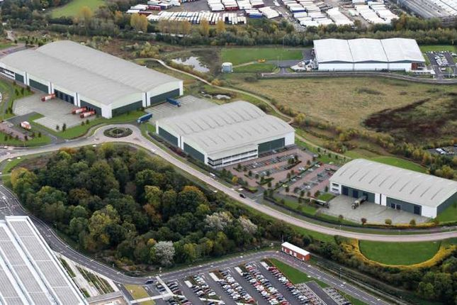 Industrial to let in Mucklow Park i54, Mucklow Business Park, Wolverhampton, West Midlands