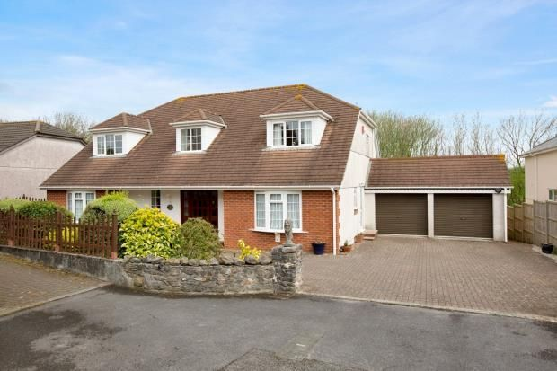 Thumbnail Detached house for sale in Ashtree Grove, Plymouth, Devon