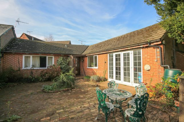Thumbnail Semi-detached bungalow for sale in Hammerwood Road, Ashurst Wood, East Grinstead, West Sussex