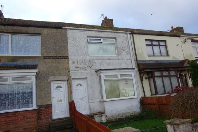 2 bed terraced house for sale in Bridge Terrace, Station Town, Wingate TS28