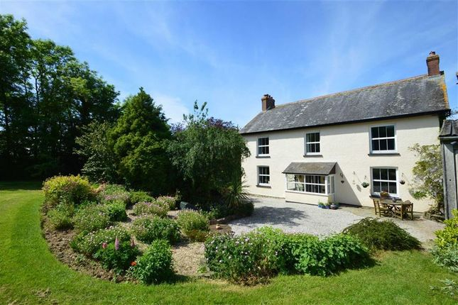 Thumbnail Farm for sale in Northlew, Okehampton