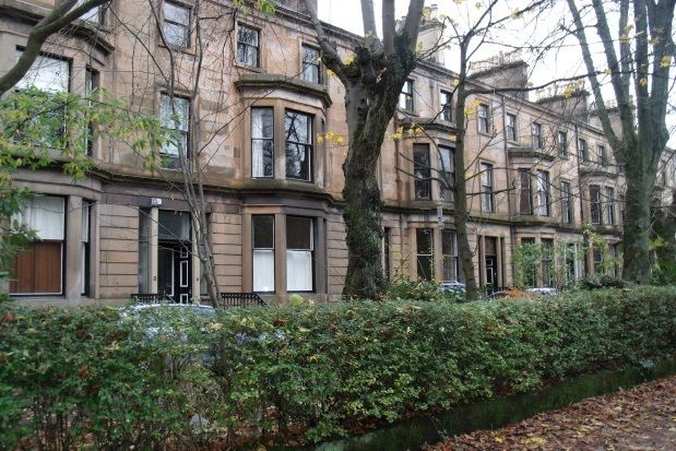 Thumbnail Flat to rent in Lorraine Gardens, Glasgow