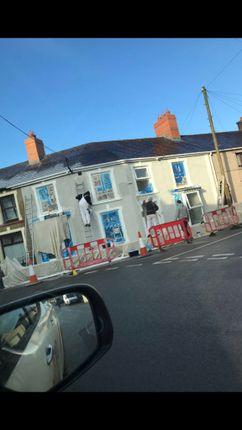Thumbnail Terraced house to rent in Llansawel, Llandeilo