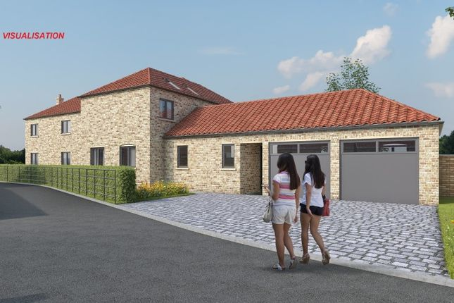 Thumbnail Land for sale in Plot 2, High Street, Marton, Gainsborough, Lincolnshire
