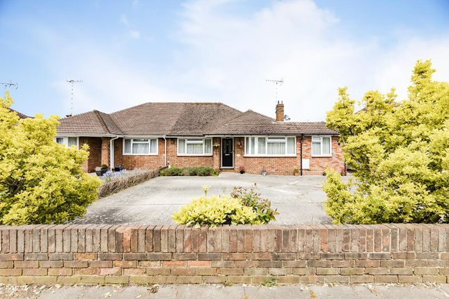 Thumbnail Semi-detached bungalow for sale in Goring Way, Goring-By-Sea, Worthing