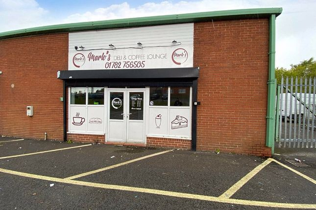 Thumbnail Restaurant/cafe to let in Beverley Drive, Bentilee, Stoke-On-Trent
