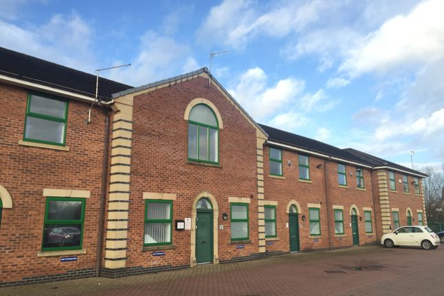 Thumbnail Office for sale in Lymedale Business Park, Newcastle Under Lyme