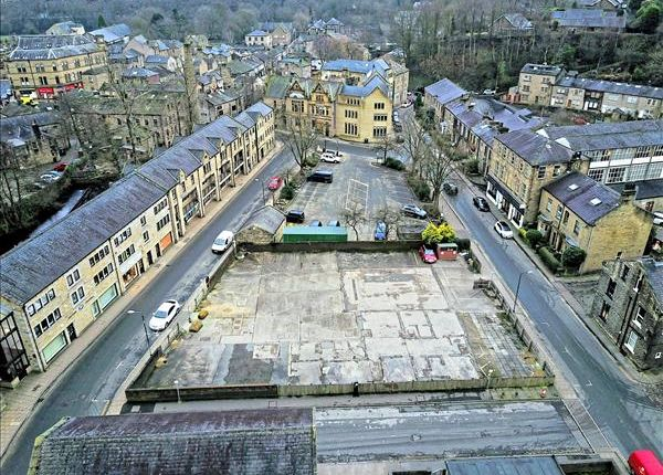 Thumbnail Land for sale in Town Centre Development Site, Market Place, Hebden Bridge
