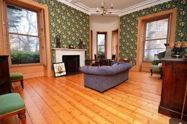 Thumbnail Flat to rent in Warrender Park Terrace, Edinburgh