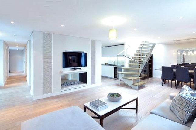 Thumbnail Flat to rent in 4B Merchant Square East, Paddington