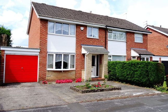 3 bed semi-detached house for sale in Merriden Road, Macclesfield