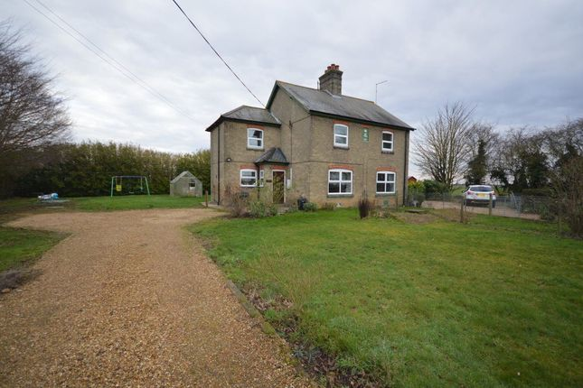 Thumbnail Cottage to rent in Moulton Eaugate, Spalding
