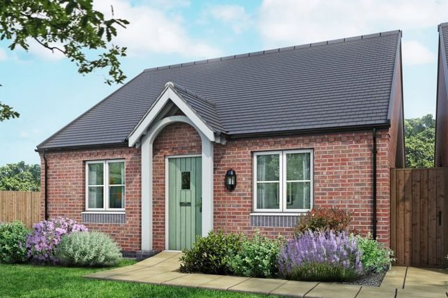 Thumbnail Detached bungalow for sale in Holborn View, Codnor, Ripley