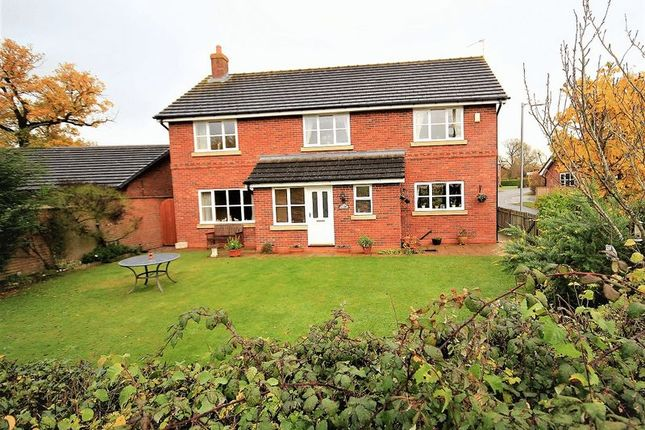 Thumbnail Detached house for sale in The Elms, Tallarn Green, Malpas