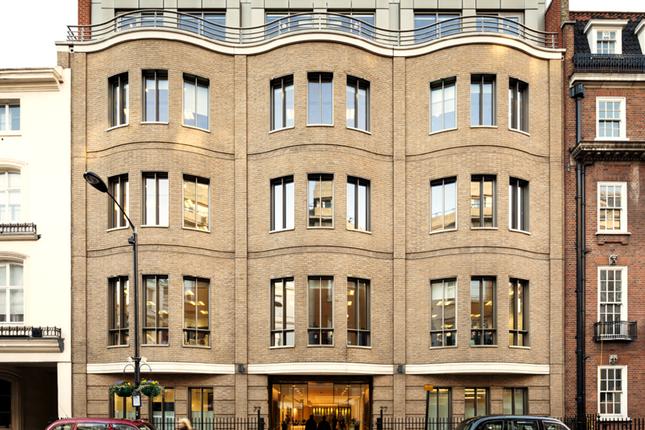 Thumbnail Office to let in Grosvenor Street, London