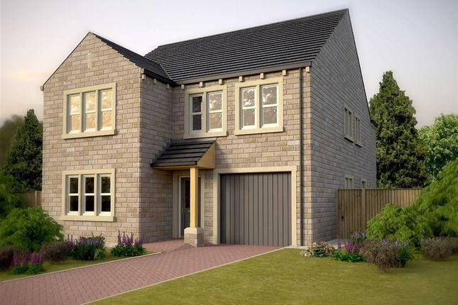 Thumbnail Detached house for sale in Plot 6, Laund Croft, Salendine Nook