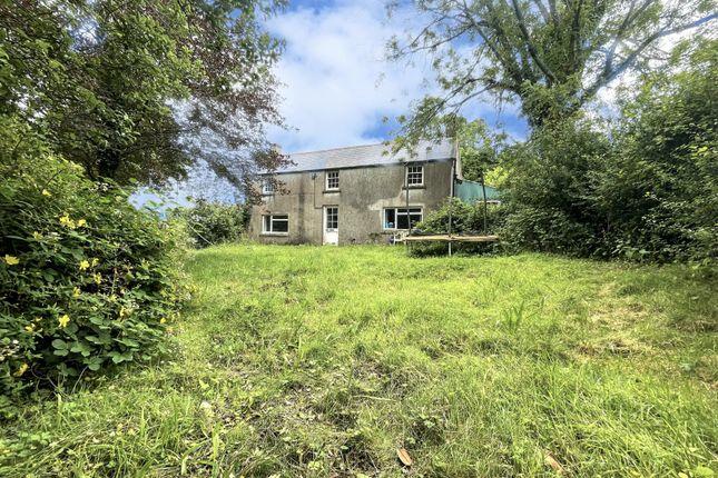 Thumbnail Land for sale in 1 Levereux Farm Cottage, Templebar Road, Kilgetty, Pembrokeshire