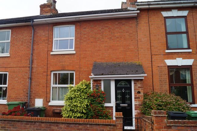 Thumbnail Terraced house for sale in Happy Land North, Worcester