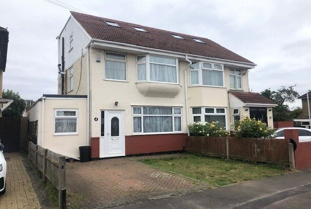 Thumbnail Semi-detached house to rent in Waverley Close, Hayes, Greater London