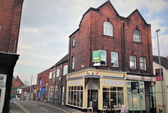 Thumbnail Commercial property for sale in 20 Hartshill Road, Hartshill, Stoke-On-Trent, Staffordshire