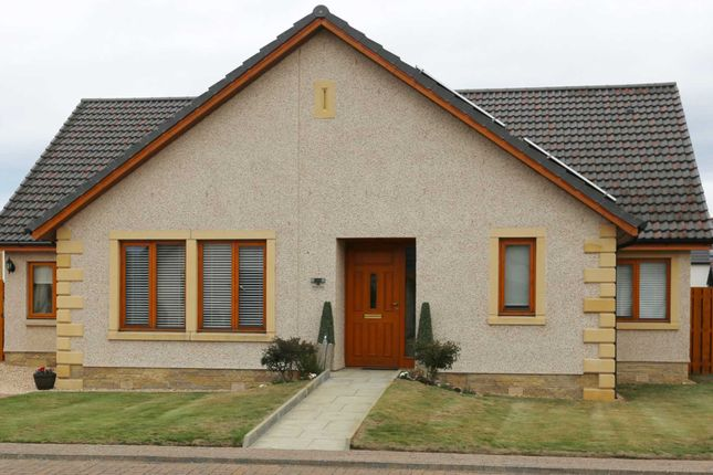 Thumbnail Detached bungalow for sale in Old Bar View, Nairn