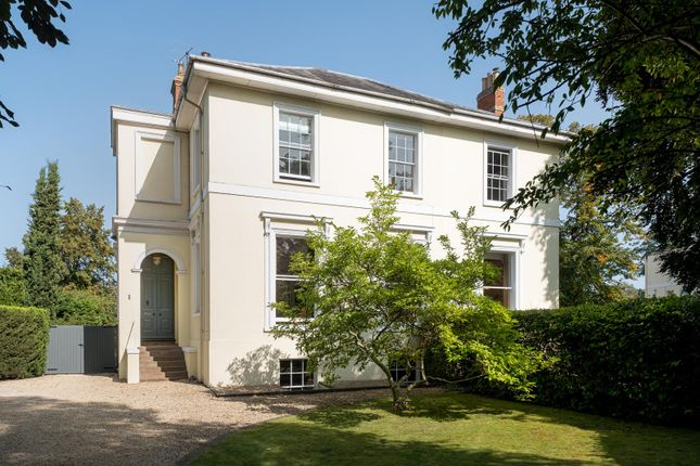 Thumbnail Semi-detached house for sale in Apsley Lodge, Pittville Circus, Cheltenham, Gloucestershire
