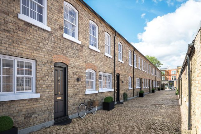 Thumbnail Terraced house for sale in Filmer Mews, 75 Filmer Road, Fulham, London