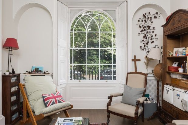 Thumbnail Flat to rent in Canonbury Square, London