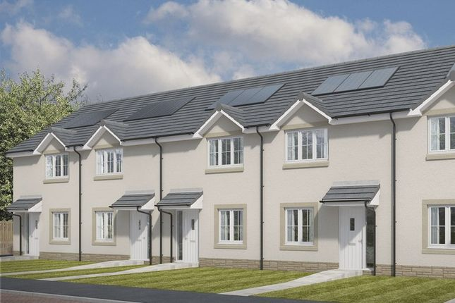 Thumbnail Terraced house for sale in Off Johnston Road, Gartcosh
