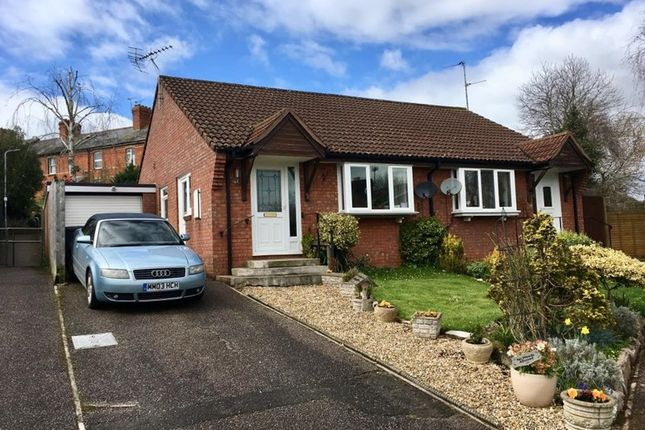 Thumbnail Bungalow to rent in Richards Close, Wellington, Somerset