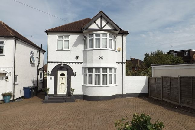 Thumbnail Detached house for sale in Windsor Avenue, Edgware