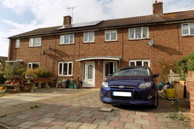 3 bed terraced house for sale in Greenfield Houses, Birch, Colchester