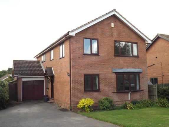 Thumbnail Detached house for sale in Willow Road, West Bridgford, Nottingham, Nottinghamshire
