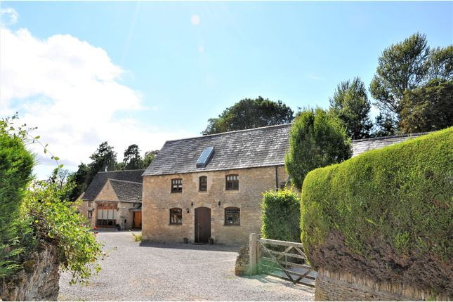 Thumbnail Barn conversion for sale in Broughton Poggs, Lechlade