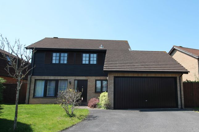 Thumbnail Detached house for sale in Nailsea, North Somerset