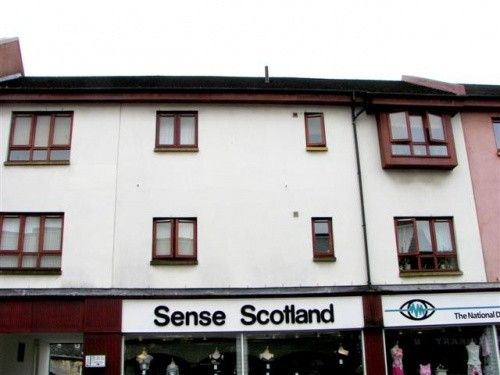 Thumbnail Flat to rent in Drysdale Street, Alloa