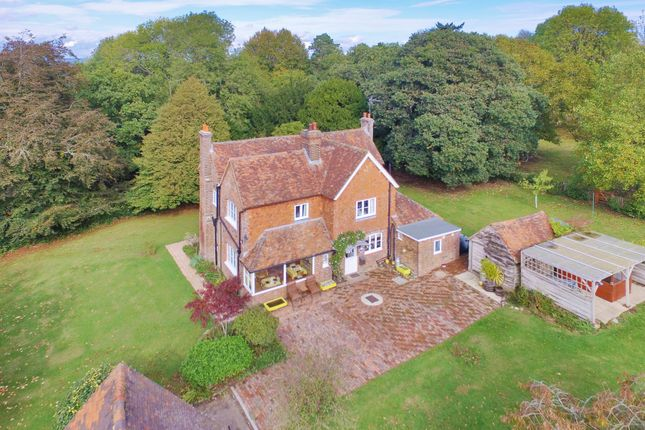 Thumbnail Country house for sale in Ashurst Road, Ashurst