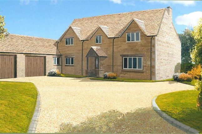 Thumbnail Detached house for sale in Preston, Cirencester