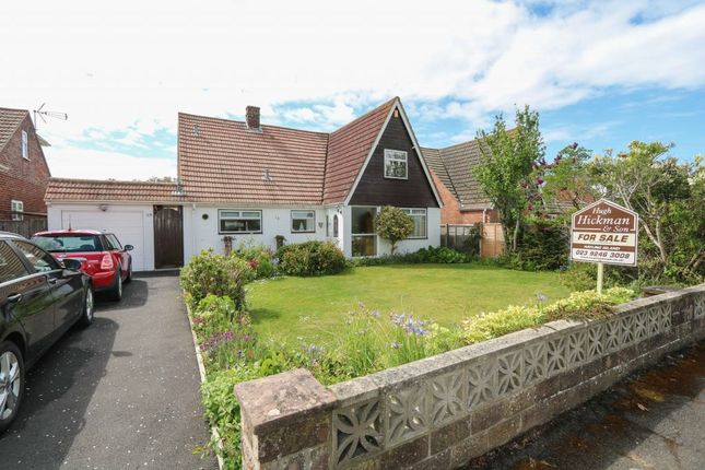 Thumbnail Detached house for sale in St. Thomas Avenue, Hayling Island