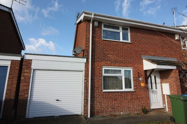 Thumbnail Semi-detached house to rent in Sunningdale, Retford