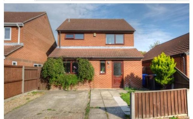 Thumbnail Detached house to rent in Wenman Court, Norwich