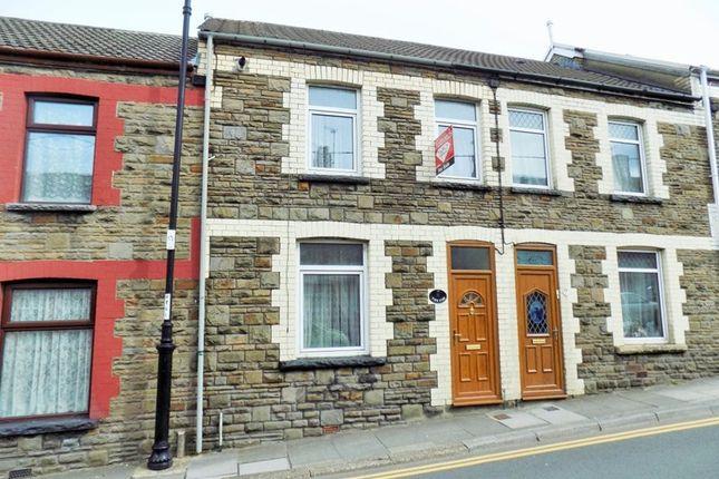 Thumbnail Terraced house to rent in Laurel Court, Church Street, Bedwas, Caerphilly