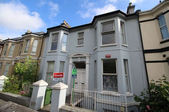 Thumbnail Flat to rent in Connaught Avenue, Mutley, Plymouth