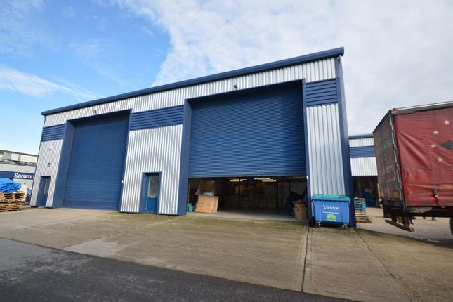 Thumbnail Warehouse to let in Unit 14 Holland Business Park, Blandford Forum