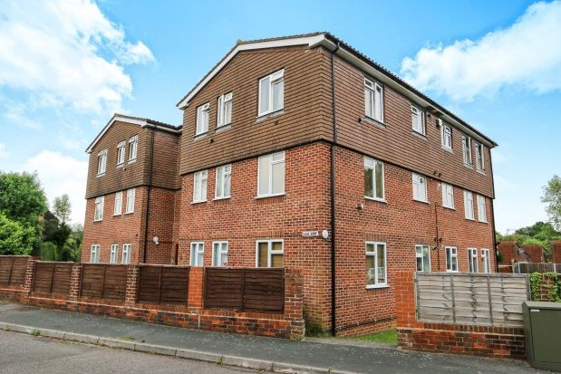 Thumbnail Flat to rent in Beech Tree Drive, Badshot Lea, Farnham